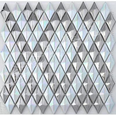 金峰陶瓷菱形马赛克 tcht35161