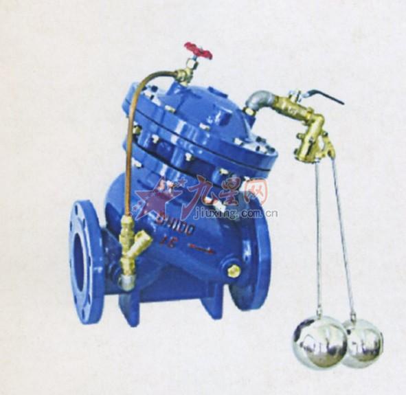 浮球阀是通过控制液位来调节供液量的.图片