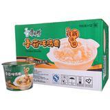 康师傅 香菇炖鸡面105g/桶*12 整箱装