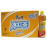 康师傅 冰红茶500ml/瓶*15 整箱