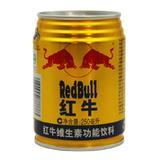 红牛 维生素功能饮料250ml*24罐/箱 整箱