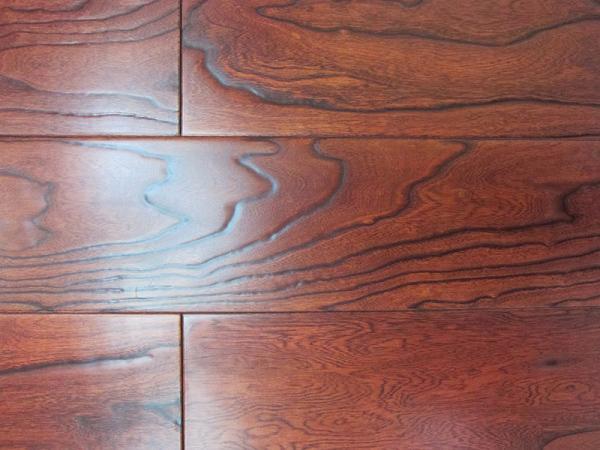 环亚 榆木仿古实木复合地板