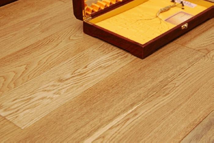 林牌白橡木实木地板
