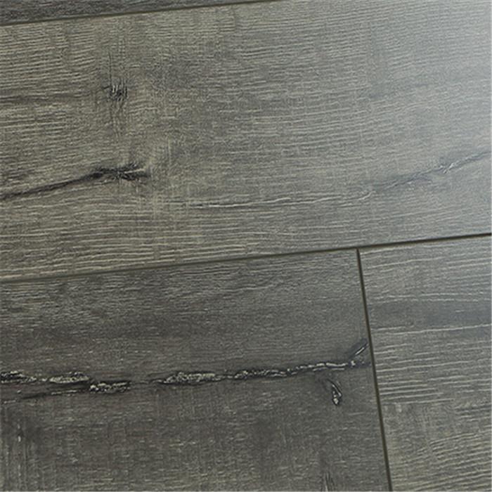 强化复合木地板12mm橡木仿古做旧复古开裂纹欧式风格个性耐磨地板