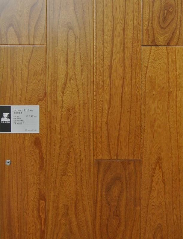 圣象地板 圣象安德森多层实木复合地板 an8143布拉格榆木