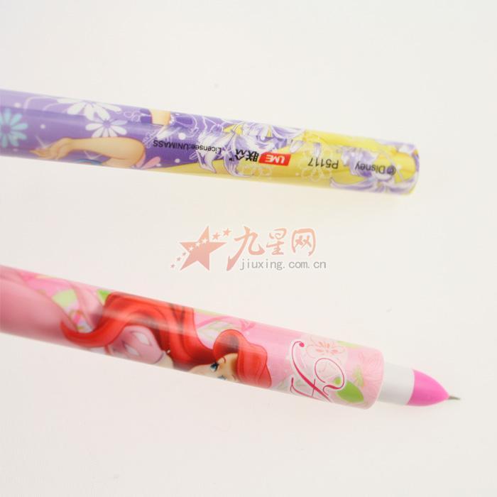 迪士尼可爱公主宝石钢笔p5117 学生钢笔