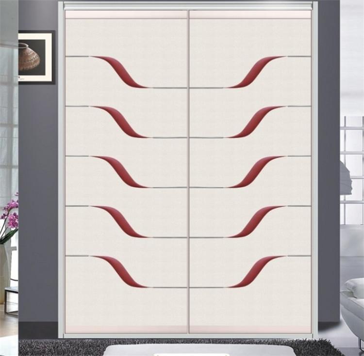 推拉移门/衣柜门/吸塑雕刻板门/软包皮革门/包覆移门/壁柜门订做