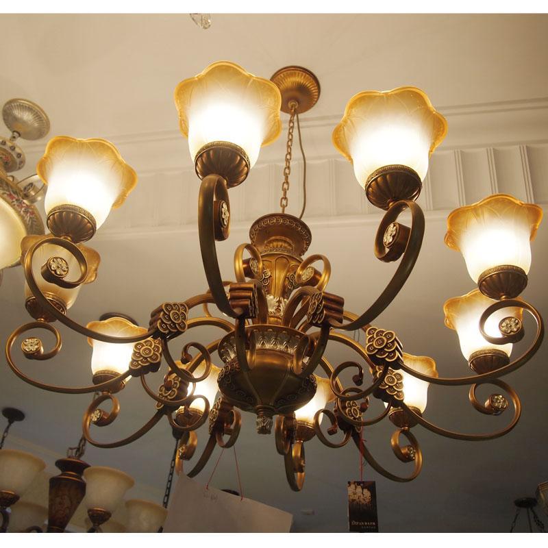 欧式古典风格的室内装修成了不少广州人的心头