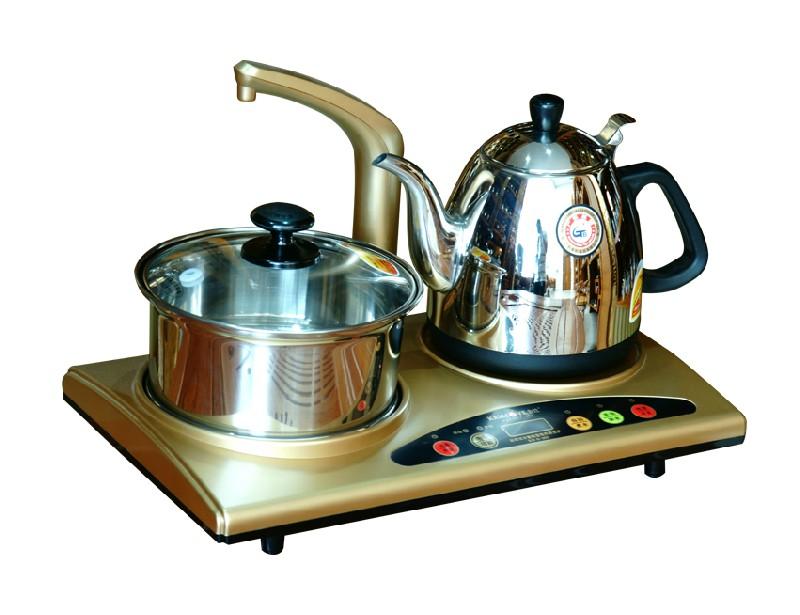金灶g-303自吸加水微电脑控温电艺炉电热水壶茶具