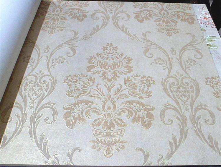 欧式米色壁纸材质贴图