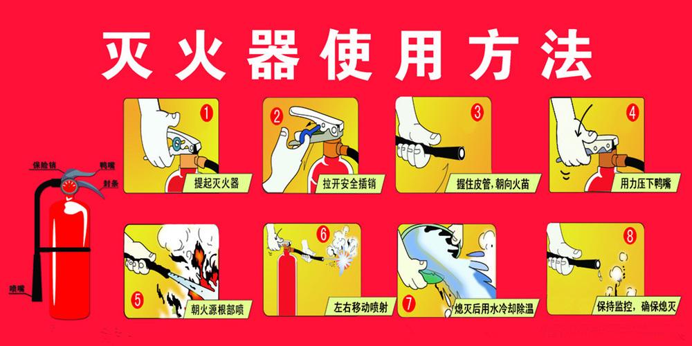 博晓 消防器材 消防设备 6升泡沫灭火器
