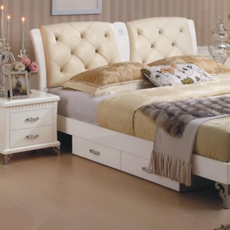 卧室家具 床垫/床 > 全友家居