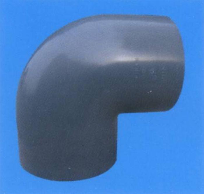 华亚给水用PVC管 90度弯头