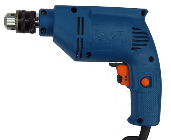 达力 东成手电钻j1z-ff-10a 手枪钻
