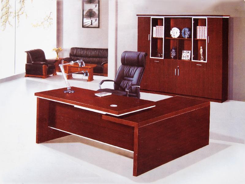 金财办公家具 板式大班台 老板桌 办公桌 fhb-918