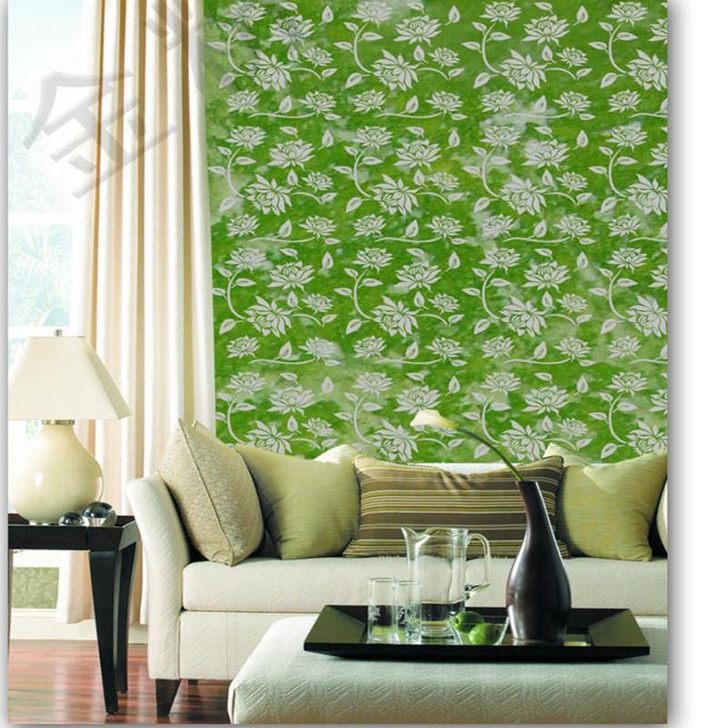 绿色窗帘要配什么颜色的墙面欧式风格