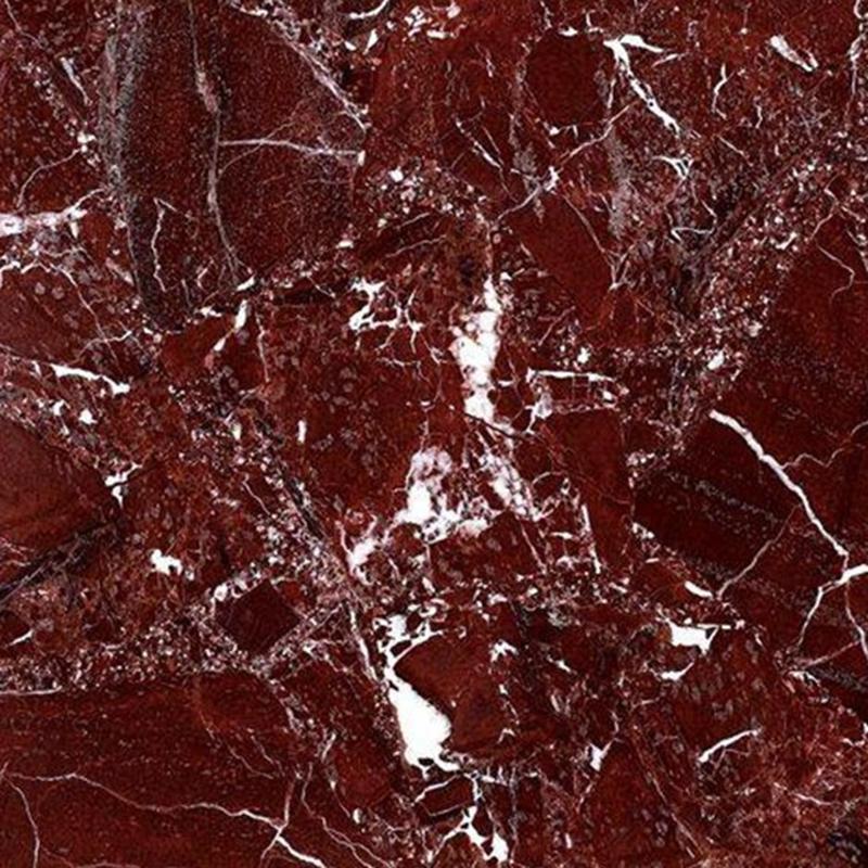 红色花纹大理石